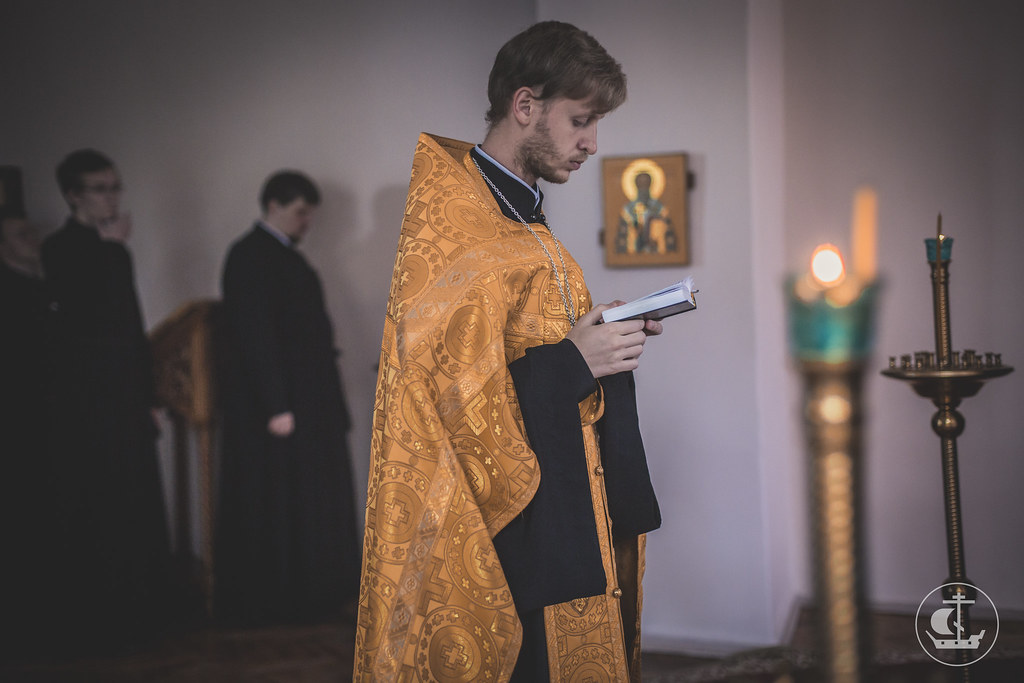 17 сентября 2016, Всенощное бдение накануне Недели 13-й по Пятидесятнице / 17 September 2016, Vigil on the eve of the 13th Week after Pentecost