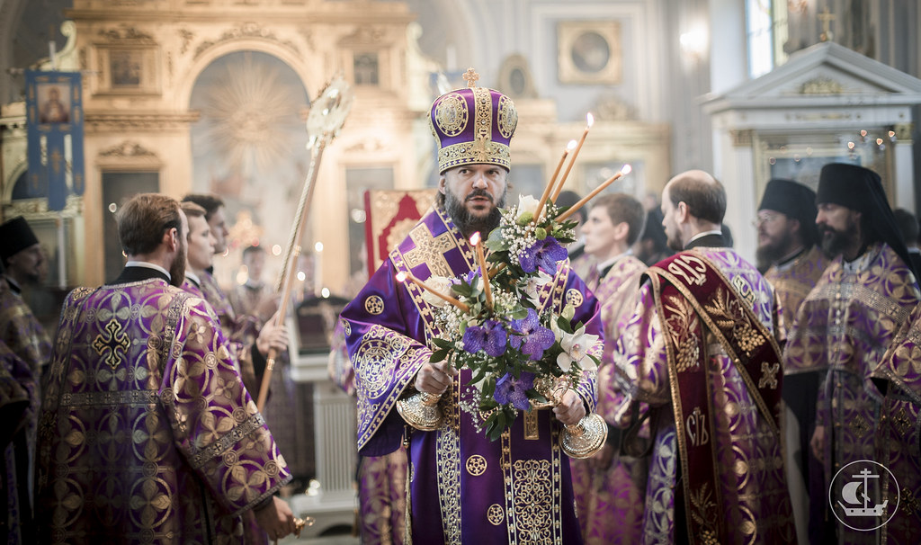 27 сентября 2016, Воздвижение Честного и Животворящего Креста Господня / 27 September 2016, The Universal Exaltation of the Precious and Life-giving Cross
