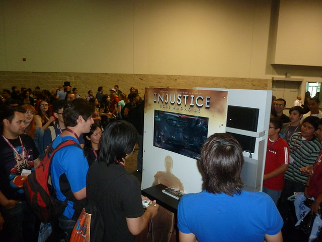 Injustice Demo