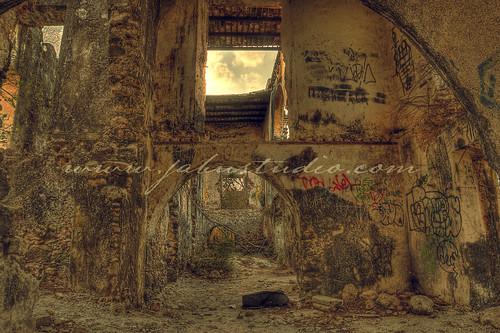 Haunted Hacienda in Cholul, Yucatan