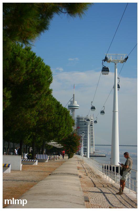 Le parc des nations (Lisbonne)