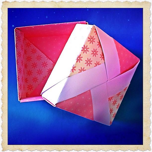 LEARNIGAMI - Modular Origami Boxes Ebook - Paper Kawaii Shop | 612x612