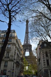 Eiffel Tower   by James Parrett