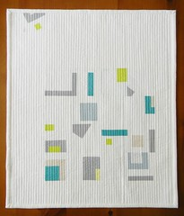 Fractions Mini Quilt