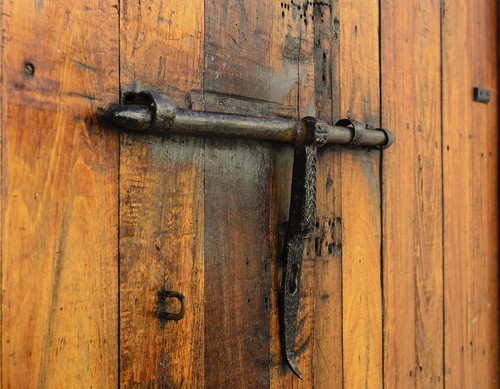 castillo san felipe del morro el old juan puerto rico national park unesco world heritage site latch wooden door explore explored