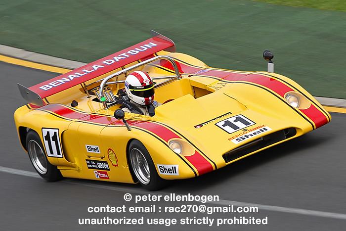 Rennmax Repco , Australian Sports Car Championship - Inter