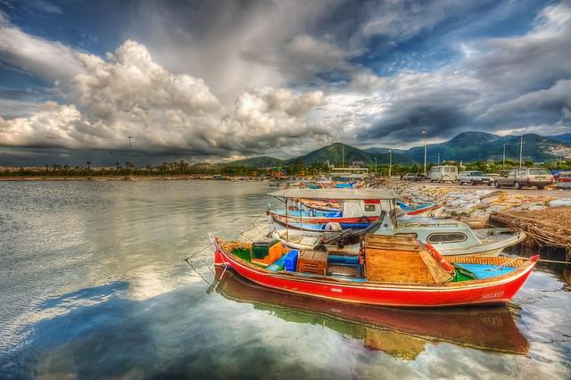 Cloudy Izmir