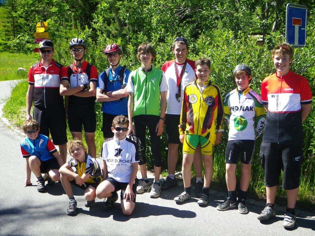 Jugendsport Lager Lenzerheide 2011