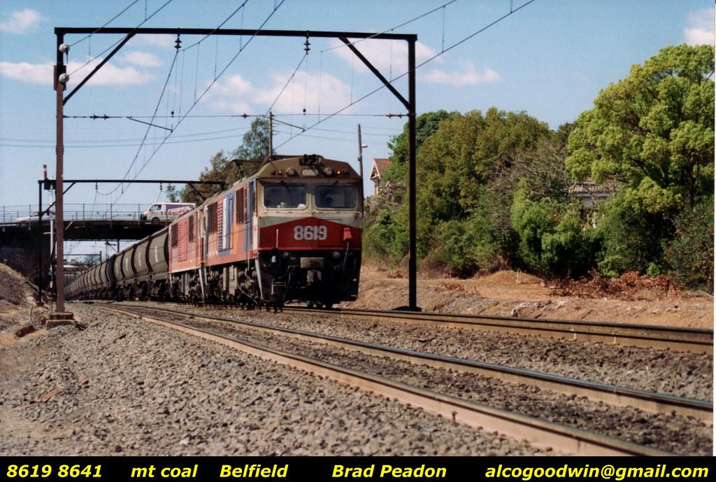Belfield - NSW