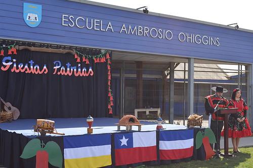 Fiesta Chilenidad e Inauguración Fachada