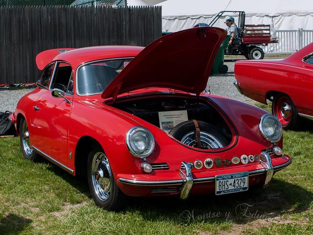Porsche 356B Super 90 1960