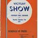 1945 Carnamah Show Schedule