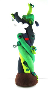 Beanstalk | by PterodactylPants Plush