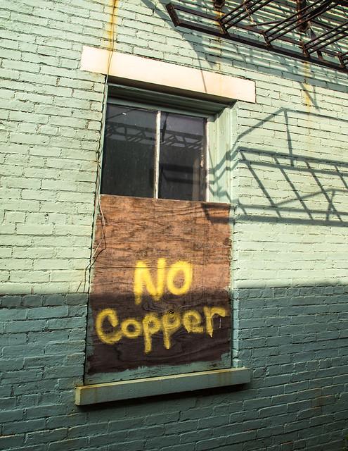 No Copper