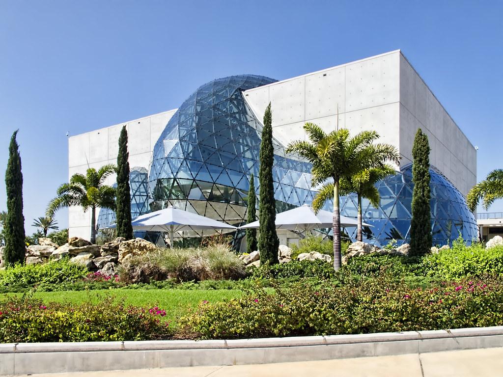 Museum of Salvador Dalí Tampa Date Ideas