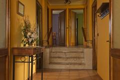 Distribuidor. Casa María La Carbayeda