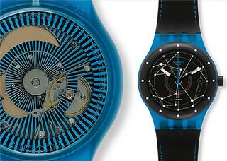 Swatch Sistem51 Uhrwerk   by Glist.ch