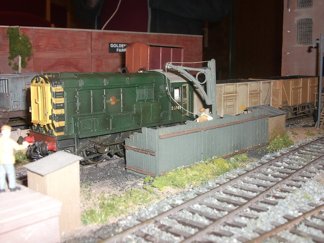 Luton Model Railway Club 'O' Gauge Exhibition (1)