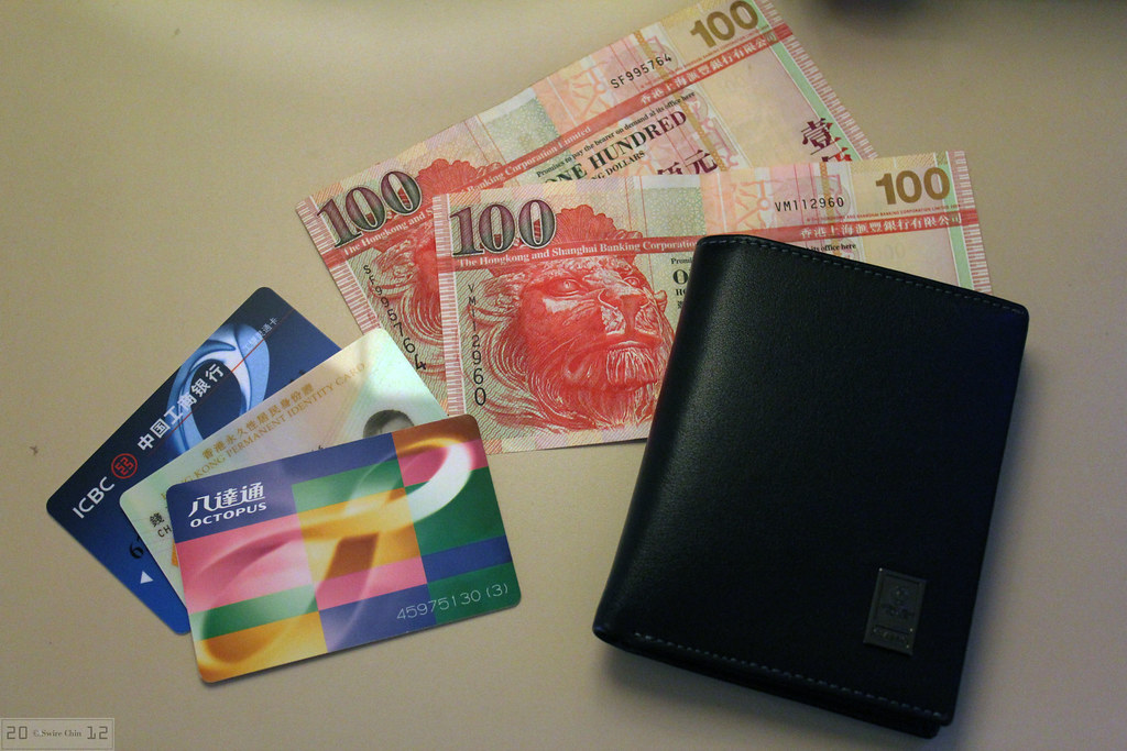 Hong Kong/ Travel Wallet | I've struggled over the years to … | Flickr