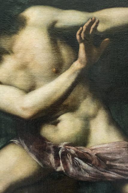 Felice Ficherelli dit Il Riposo (San Giminiano, 1605 - Florence, 1669)