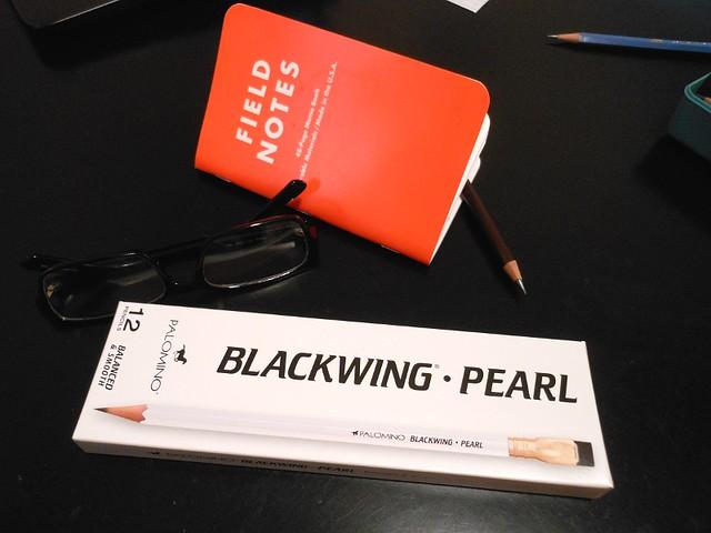 Blackwing Pearl Arrives.