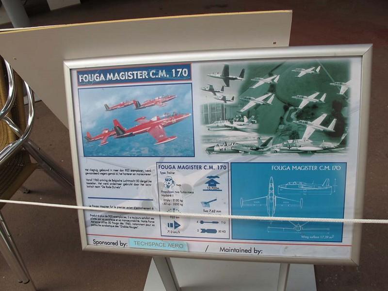 Fouga Magister C. M. 170 2
