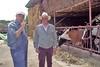 Enrique Schaljo hat als Landwirtschaftsingenieur in Argentinien Karriere gemacht und konnte mit Erwin Csonti trotz Sprachbarrieren über landwirtschaftliches Unternehmertum erstaunlich verständlich fachsimpeln.