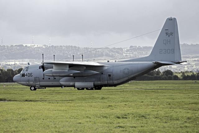 162309 Lockheed KC-130T  United States Navy