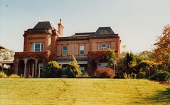 St Andrews - House, Coach House and Fence, 1984