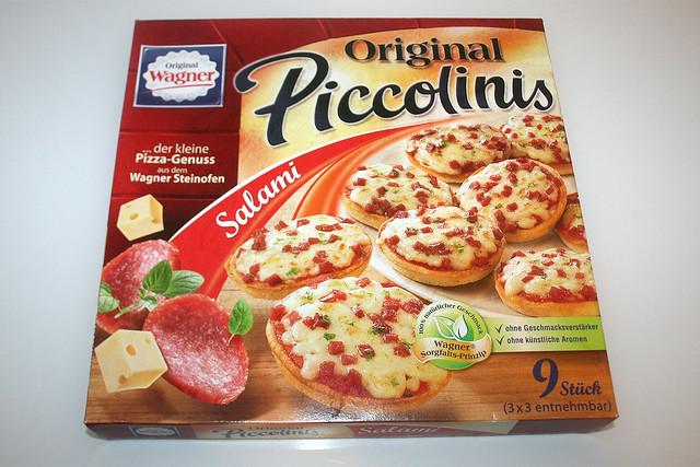 Piccolinis Salami