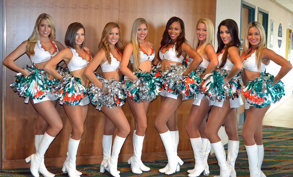 86d99f28 Miami Dolphins Cheerleaders   107 Current squad performing a…   Flickr