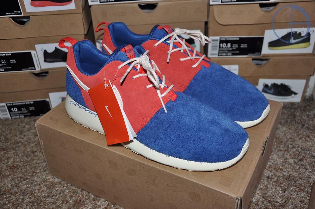 best sneakers b7a3b 18f16 ... WMNS Nike Roshe Run LTHR Pre Montreal JPN   by taaong