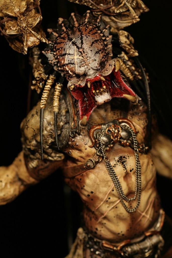 predator bad blood sideshow custom | predator sideshow bad b