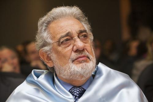Plácido Domingo Doctor Honoris Causa