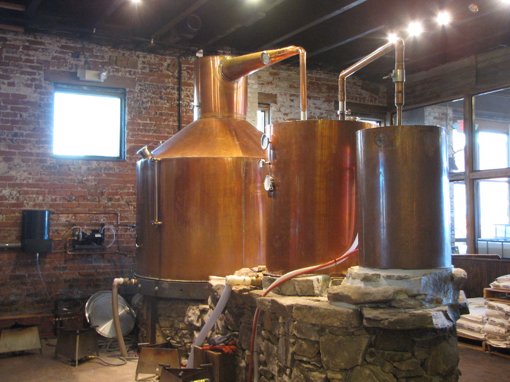 Palmetto Moonshine | This 1,000 gallon still produces South … | Flickr
