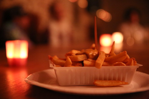 Belgian Fries are not French Fries