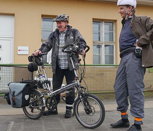 Spezi Origami 913 Hartwig & Tilman & Bike Friday