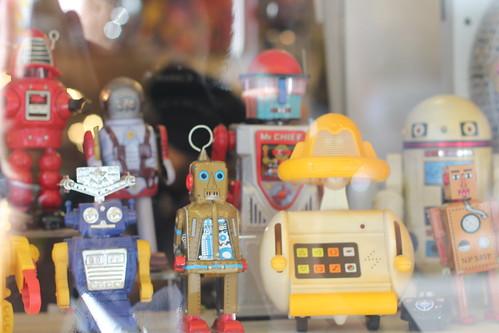 Robots - Utopia Comics | by fczuardi