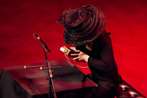 Just Her - Jester - Gesture Georg Hajdu NIME 2016   by johnrobertferguson