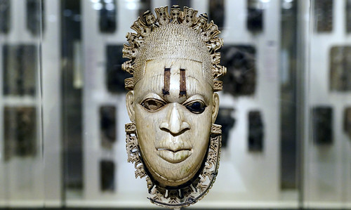 Queen Mother Pendant Mask (Iyoba) | by profzucker