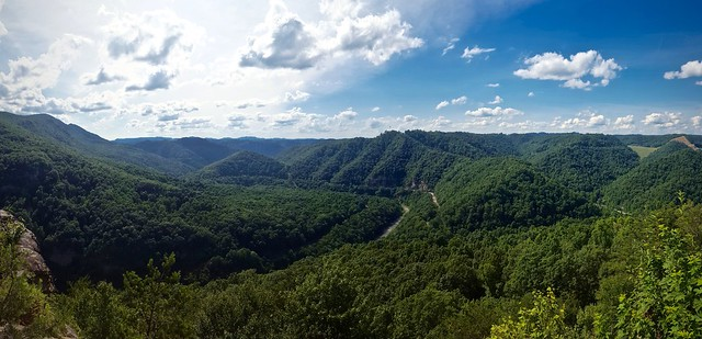 Breaks Interstate Park photos by guest blogger