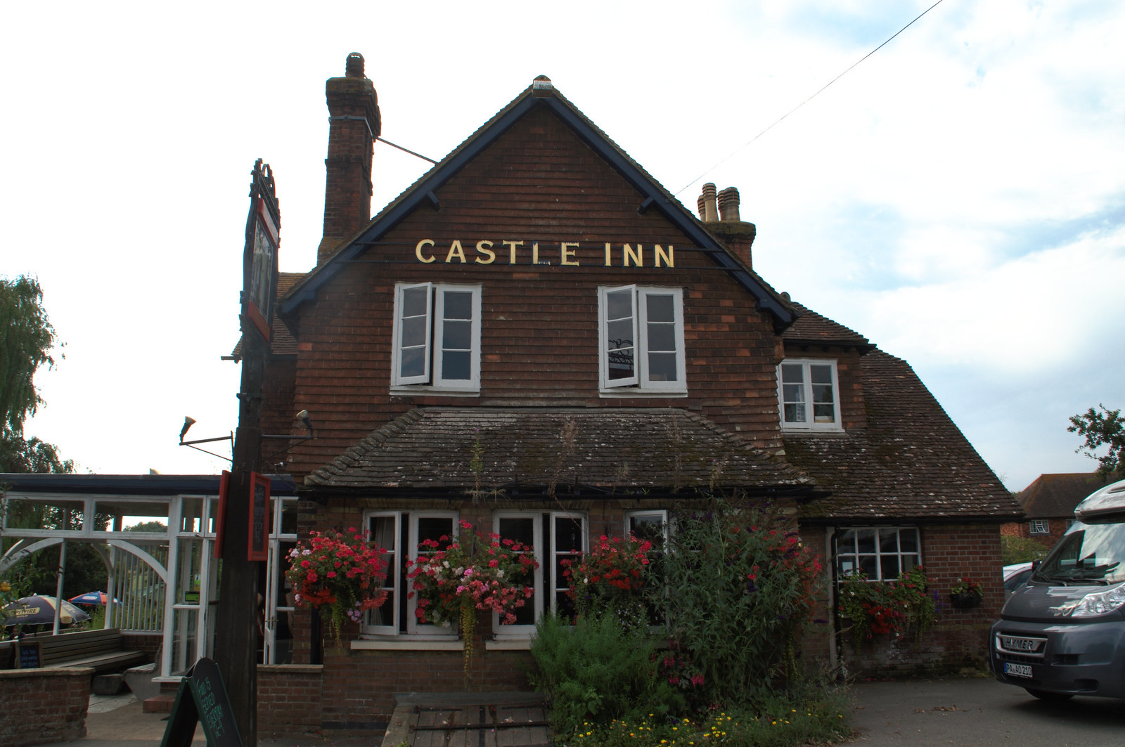 Castle Inn Bodiam