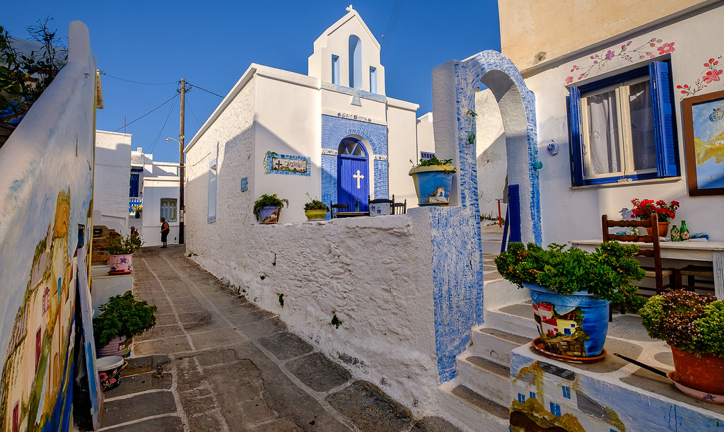 Kythnos Island, Greece | Touring in Chora will fill you with… | Flickr