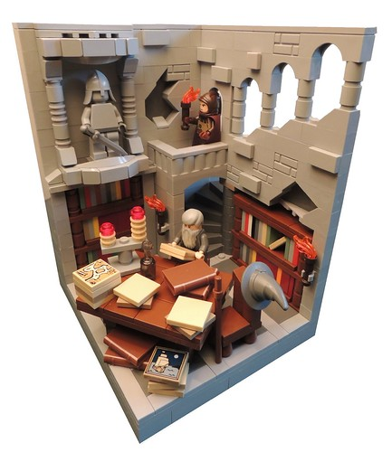 LEGO Lord of the Rings - The Isildur's Account