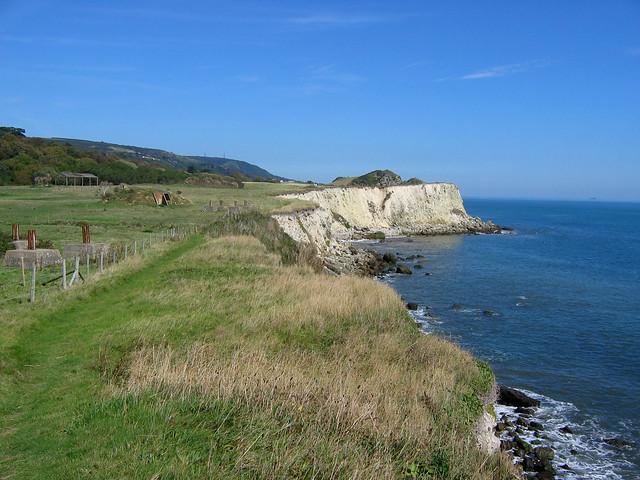 Near Binnel Bay, Isle of Wight