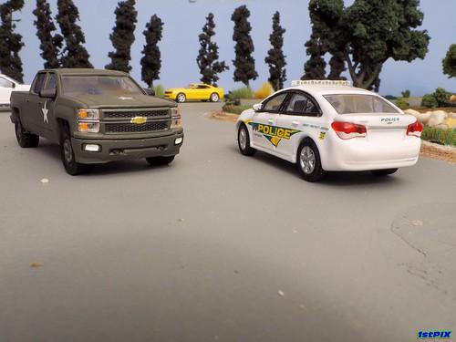 Base Patrol On Ft. Bragg Photo