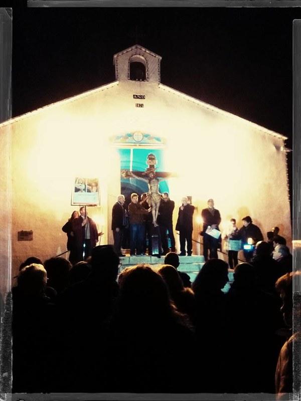 (2016-03-18) - VII Vía Crucis nocturno - Víctor Vicedo Ibáñez (03)