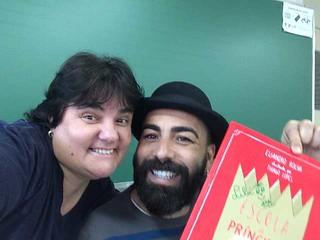 Semana Literária: Eliandro Rocha (set/16)