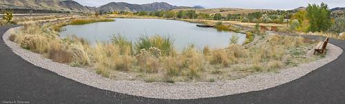 petechar charlesrpeterson landscape water pond edsonfichterpond edsonfichternaturearea pocatello bannockcounty idaho panasonicgx8 panasonic14140mm southeasternidaho portneufvalley