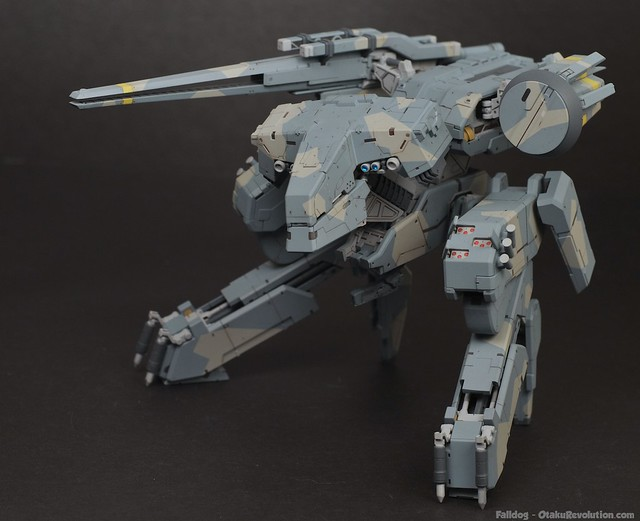 Metal Gear REX - Fin 14